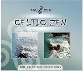 Celtic Zen / Celtic Zen 2 (Coffret)
