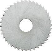 Metaal-cirkelzaagblad HSS DIN1838, B 125x1,00x22, 80 tanden KTS