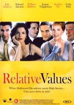 Relative Values (dvd)