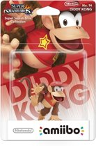 Nintendo amiibo Diddy Kong - 3DS - Wii U - Switch