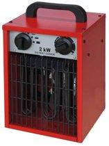 Elektrische werkplaatskachel - 2000W - Ip 44
