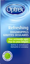 Optrex Refreshing - 10 ml - Oogdruppels