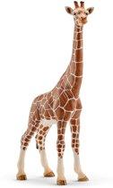 Schleich Giraffe wijfje 14750 - Speelfiguur - Wild Life - 9 x 4,2 x 17,2 cm