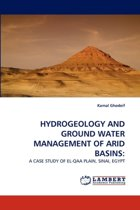 Hydrogeology and Ground Water Management of Arid Basins