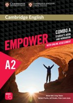 Cambridge English Empower Elementary Combo A with Online Assessment
