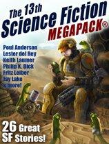 Boek cover The 13th Science Fiction MEGAPACK® van Jay Lake