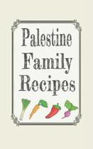 Palestine family recipes