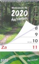 Weekkalender XL 2020 - Achterhoek - 1 week/1 pagina
