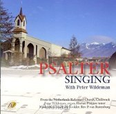 Psalter Singing with Peter Wildeman (From Chiliwack USA)
