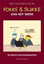 Fokke & Sukke 1 - Fokke en Sukke aan het werk