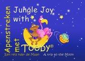 Apenstreken met Tooby - Jungle Joy with Tooby 4 - Een reis naar de maan - A trip to the moon