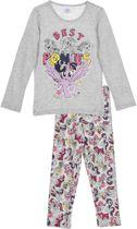 My Little Pony pyjama grijs maat 4 (104cm)