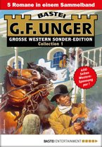 G. F. Unger Sonder-Edition Collection 1 - Western-Sammelband