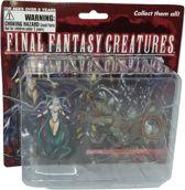 Final Fantasy Creatures - Yunalesca & Cerberus