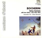 Luigi Boccherini: Quintettes avec Deux Altos