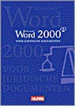 Word 2000 Voor Juridische Documenten