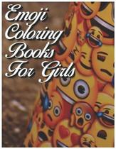 Emoji Coloring Books for Girls