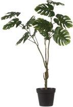 Grote Kunstplant In Pot Monstera 76 cm