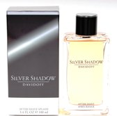 Davidoff Silver Shadow - 100 ml - Aftershave Lotion