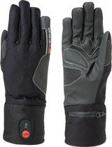 Verwarmde Fietshandschoenen met Accu (Heren en Dames), Verwarmde handschoenen, Fiets Winterhandschoenen (Racefiets, Mountainbike, Recreatief fietsen)