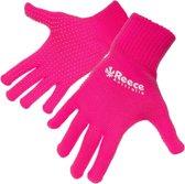 Reece Knitted Hockey Glove - Winterhandschoenen  - roze - Senior