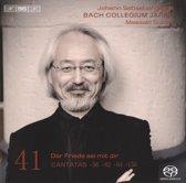 Bach - Cantatas 41