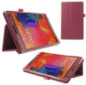 Samsung Galaxy Tab S 8.4 hoes map cover T700 roze