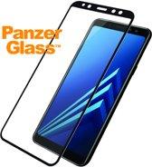 PanzerGlass Premium Screenprotector voor Samsung Galaxy A6 (2018) - Zwart