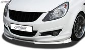 RDX Racedesign Voorspoiler Vario-X Opel Corsa D OPC-Line 2006-2010 (PU)