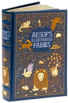 Aesop's Illustrated Fables (Barnes & Noble Omnibus Leatherbound Classics)