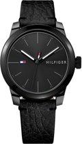 Tommy Hilfiger TH1791384 horloge heren - zwart - edelstaal PVD zwart