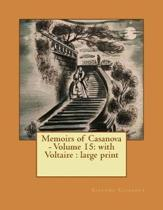 Memoirs of Casanova - Volume 15