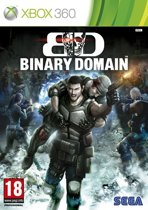 Binary Domain - Limited Edition