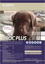 Croc Plus Hondenbrokken - 20 kg - Puppy