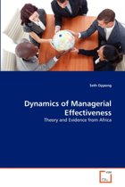Dynamics of Managerial Effectiveness