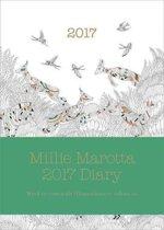 Millie Marotta 2017 Diary