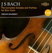 Bach,J.S.: Complete  Violin Sonatas & Partitas