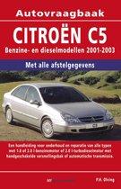 Vraagbaak Citroen C5 deel Benzine- en dieselmodellen 2001-2003