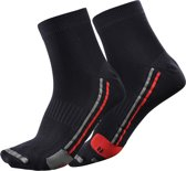 Falcon Technical Runnig Sock-mt 35/38-zwart