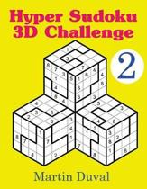 Hyper Sudoku 3D Challenge V.2