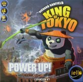 King of Tokyo uitbr 1 Power Up Bordspel