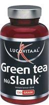 Lucovitaal - NuSlank Super Green Tea Poeder - 130 gram - Voedingssupplementen
