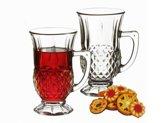 Pasabahce Istanbul glazen (6x)