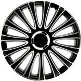Gorecki | Wieldoppenset LeMans Pro                Silver Black 15inch