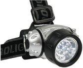 Weerbestendige LED hoofdlamp met 7 LED'S en waterdicht - DD-1200