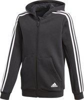 adidas - Young Boys Full Zip Hoodie - Kinderen - maat 140