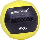 Lifemaxx Crossmax Wall Ball - 6 kg