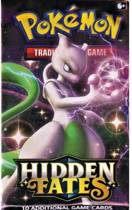 Pokemon 3 Booster Pakjes Hidden Fates