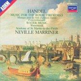Handel: Royal Fireworks, Water Music / Marriner