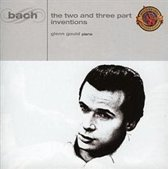 Bach: Two And Three Part Inven